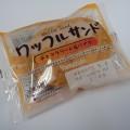 ヤマザキ ワッフルサンド チョコクリーム&バナナ