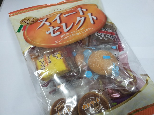 天恵製菓 スイートセレクト