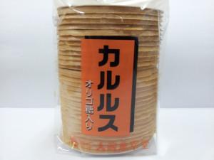 安けりゃいいってわけじゃない、安心安全おせんべいを貫く!大阪萬幸堂 カルルス