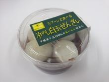 お腹もちいい和スイーツならコレ!阪神製菓 スプーンで食べる冷やし白玉ぜんざい
