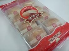 口の中でほろりと溶けるおまんじゅう!寿製菓 ママン ミルクのおまんじゅう