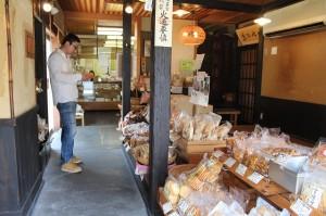 会社見学!京都の老舗、伊藤軒でお菓子に囲まれる!