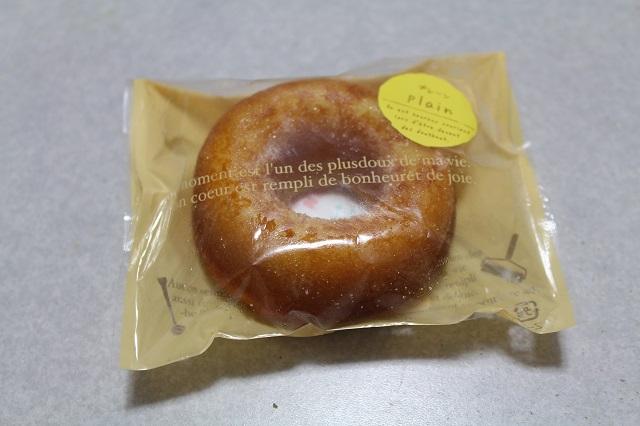 マロニエ「焼きドーナツ プレーン」