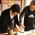 島野珈琲、コーヒー教室・コーヒーの美味しい淹れ方