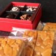 ステキな管理栄養士のコバヤシミキさん作:手作りチョコとフロランタン