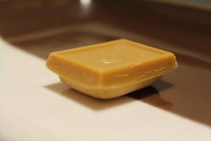 チョコレートにきなこが練り込まれてる!ブルボン「アルフォート ミニチョコレートきなこ」
