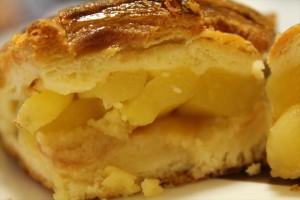肉厚のりんごがジューシーでシャクシャク食感!鳴門屋製パン株式会社(パン工房鳴門屋)「アップルパイ」